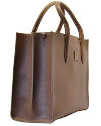 L'Autre Chose Shopping BAG - Marron