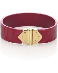 Louis Vuitton - Epi Nano Bracelet en cuir - Lyst