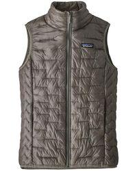 Patagonia Micro Puff Vest - Bruin