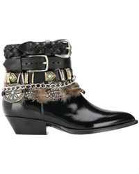 Philosophy Di Lorenzo Serafini Ankle Boots - Zwart