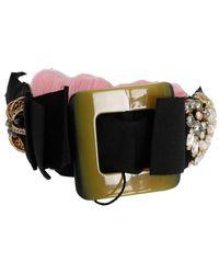 Dolce & Gabbana Fascia per capelli - Nero