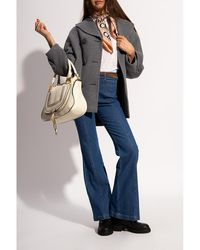 See By Chloé Jeans with flared legs Azul