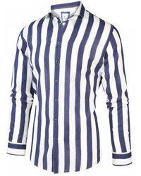 BLUE INDUSTRY Overhemd - Blauw