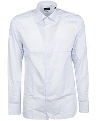 Ermenegildo Zegna Shirt - Wit