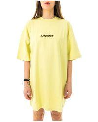 Dickies Dress - Jaune