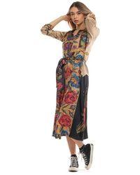 Pierre Louis Mascia Dress 501295 Beige - Neutro