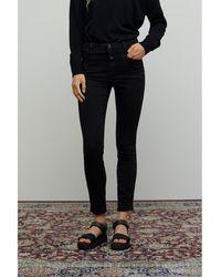 Closed Skinny jeans stretch C91231-08Z-21 Negro
