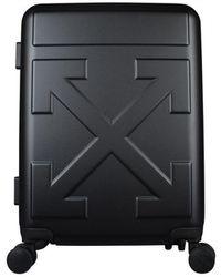 Off-White c/o Virgil Abloh Matt Suitcase - Zwart