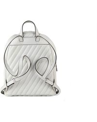 Michael Kors Abbey Backpack Gris - Metálico