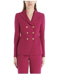 Tagliatore Suit - Roze