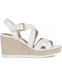 Geox Shoes - Blanco