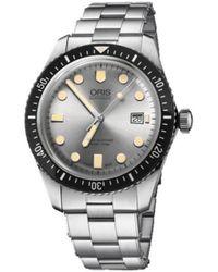 Oris Watch 1733772040510780000 - Gris