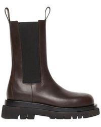 Bottega Veneta Lug boots - Marrón