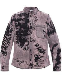 Off-White c/o Virgil Abloh Denim shirt - Rosa