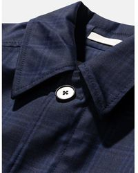 Norse Projects Coat Azul