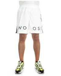 Nike Bermuda - Wit