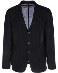 Barena Piero - Telino Jacket - Zwart
