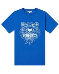 KENZO T-shirt - Blauw