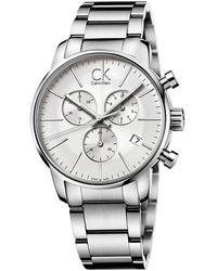 Calvin Klein City watch - Grigio