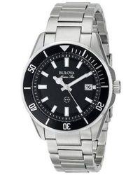 Bulova Watch UR - 98B203 - Grau