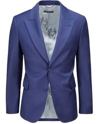 DRYKORN Anzug - Blauw