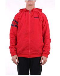 Diadora 176432 Sweatshirt - Rosso