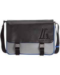 Emporio Armani Shoulder Bag - Grijs