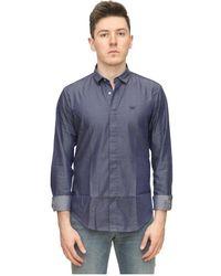 Emporio Armani Shirt - Bleu