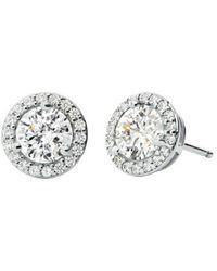 Michael Kors Mkc1035an040 Earrings - Grijs