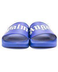 Palm Angels Sandalen - Blauw