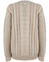 Agnona Sweater - Gris