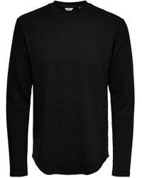 Only & Sons Knitwear - Zwart