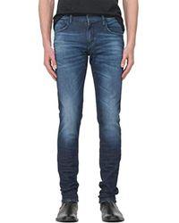 Antony Morato New Glimour Super Skinny - Blauw