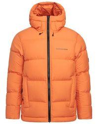 Peak Performance Winterjas 6312806786x - Oranje