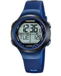 Calypso St. Barth Watch Ur - K5799_5 - Blauw