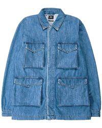 Edwin Jacket - Blauw