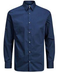 Jack & Jones - Premium Jprnon Iron Shirt - Lyst