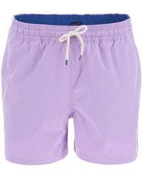 Polo Ralph Lauren Traveler stretch swim trunks - Lila