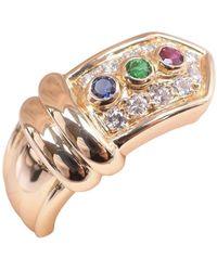Dior Ring - Jaune