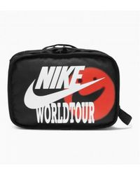 Nike Rpm World Tour Utility Bag - Schwarz