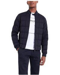 Armani Jeans Down Jacket - Blauw