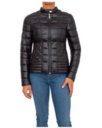 Trussardi Quilted Jacket - Zwart