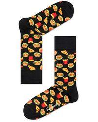 Happy Socks Socks - Schwarz