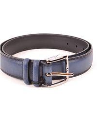 Orciani Belt - Blauw