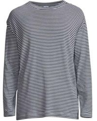NN07 Kurt T-shirt- 2033463357-200 - Blauw