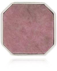 Isabel Marant Ring With Stone - Roze