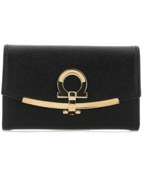 Ferragamo Wallet - Zwart