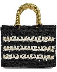 Mehry Mu Lucia Mini Bag - Zwart