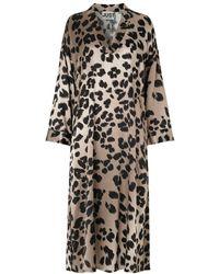 Just Female Dress - Marron