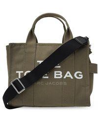 Marc Jacobs Shoulder Bag With Logo - Groen
